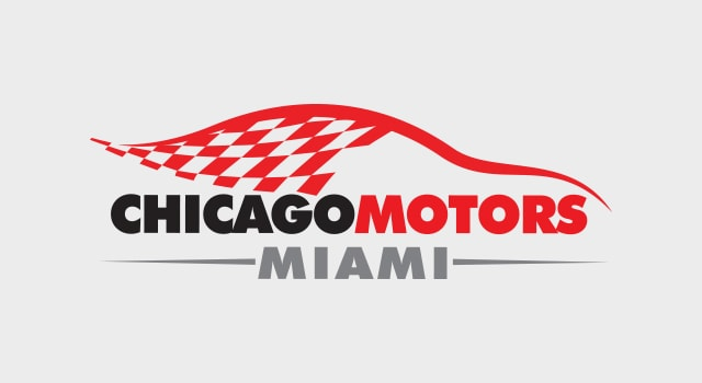 DM Agency - Branding - Chicago Motors Miami Logo