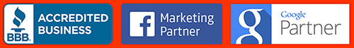 DM Agency - BBB Acredited Business - Facebook Marketing Partner - Google Partner