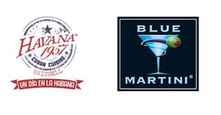 Havana 1957 - Blue Martini