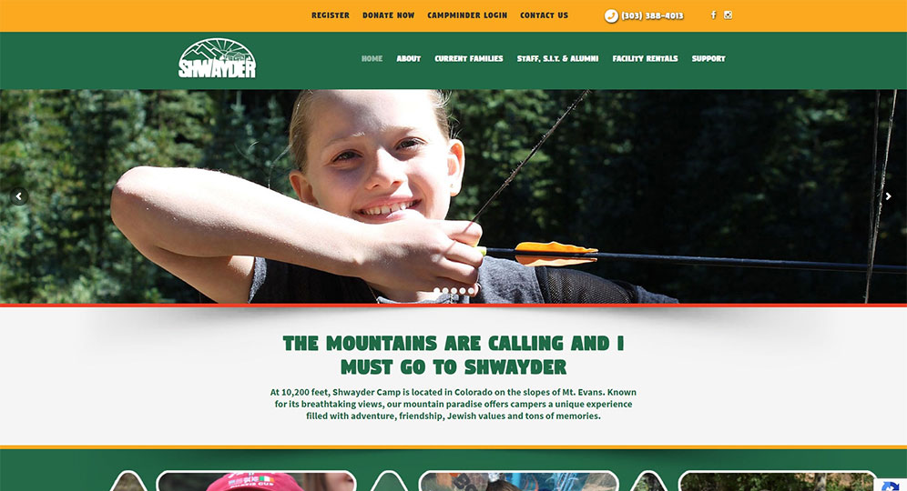 Shwayder Camp